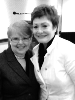 Phyllis and Ellen Tauscher