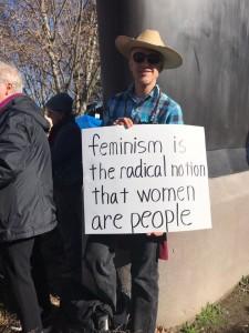 Women's March 11