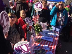 Women's March 6
