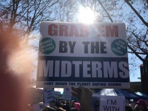 Women's March 8