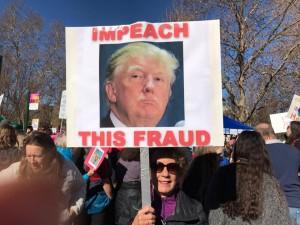 Women's March 9