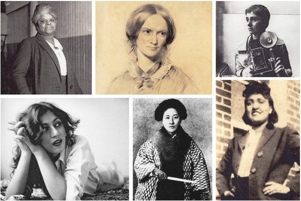 6 women