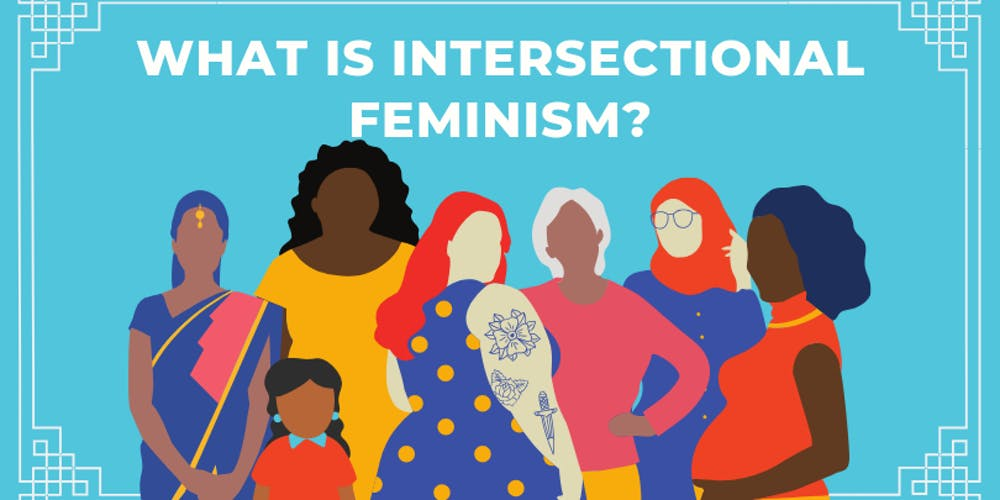 What is Intersectional Feminism? @ Capital One Cafe Community Room 2 | Walnut Creek | California | United States